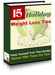 Holiday Weight Loss Tips - PLR