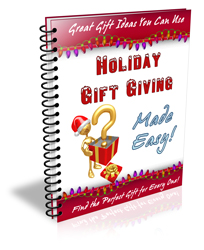 Holiday Gift Giving Made Easy